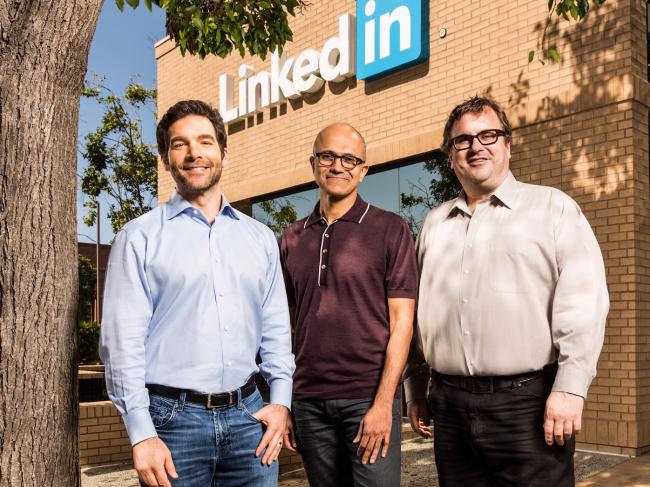 Microsoft assimilating LinkedIn in a USD26.2billion PR stunt!